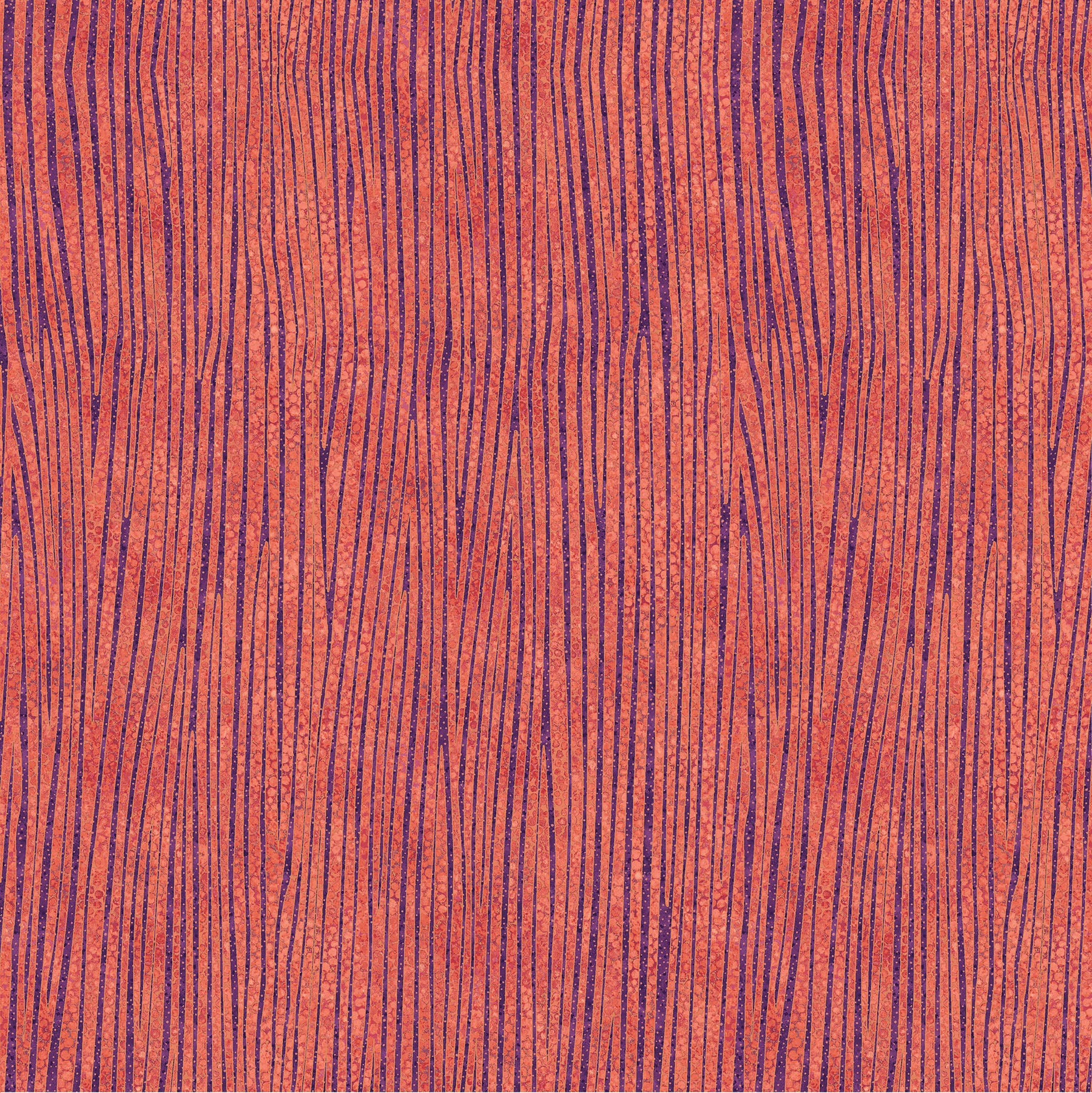 Shimmer - Coral Reef Fabric - Trapunto
