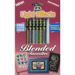 DMC Light Effects - Blended Favourites Floss - Trapunto