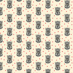 Retro Minis - Lions Fabric - Trapunto edmonton local fabric store shop