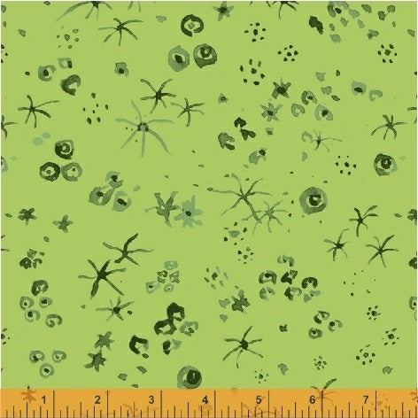 Curio - Tiny Wonders Fabric - Trapunto