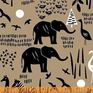 Paper Art Safari