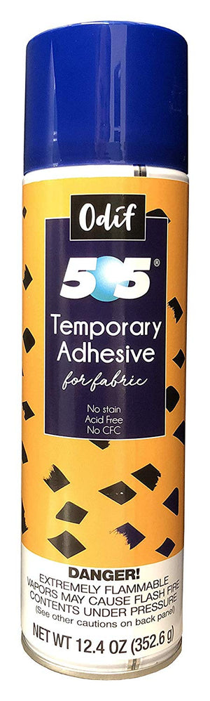 Odif 505 Temporary Adhesive 156g Notion - Trapunto