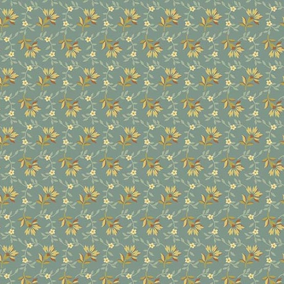 Bed of Roses - Lazy Day Fabric - Trapunto