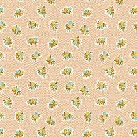 Adeline - Berries Fabric - Trapunto