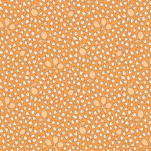 Adeline - Buds Fabric - Trapunto