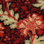 Riviera Rose - Large Floral Fabric - Trapunto edmonton local fabric store shop