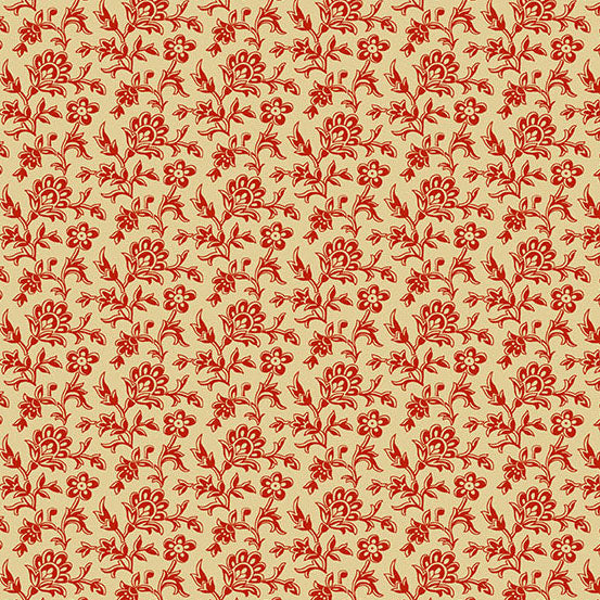 Riviera Rose - Climbing Floral Fabric - Trapunto edmonton local fabric store shop