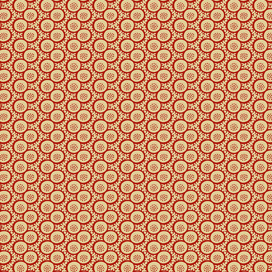 Riviera Rose - Circles Fabric - Trapunto edmonton local fabric store shop