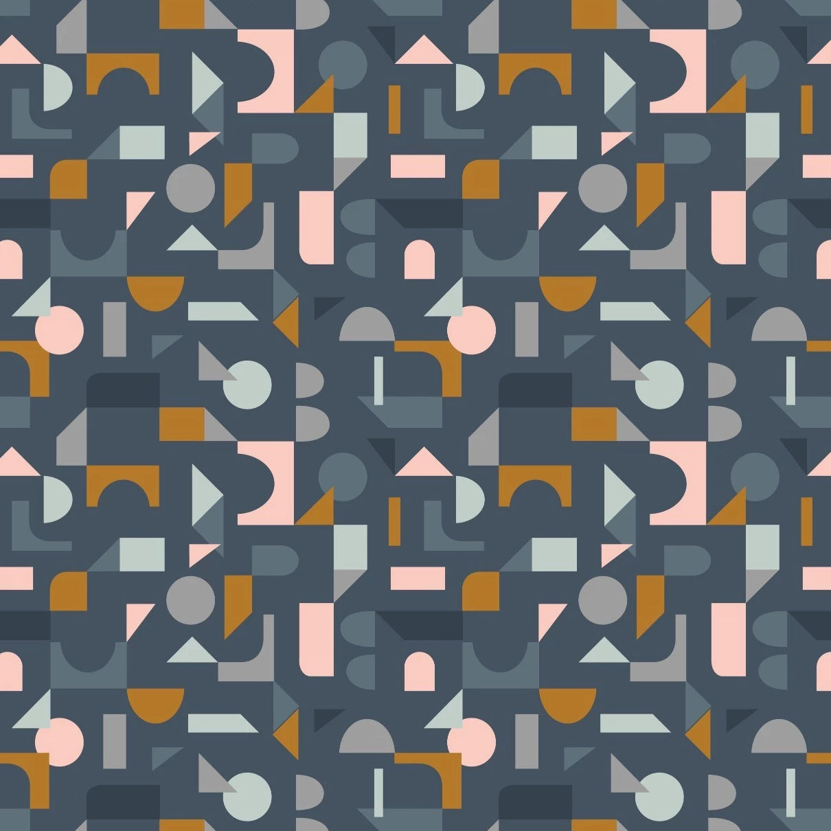 Forme - Scatter Fabric - Trapunto