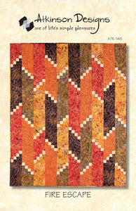 Fire Escape Quilt Pattern