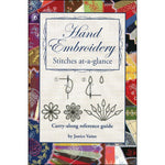 Hand Embroidery: Stitches At-A-Glance Book - Trapunto