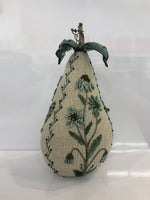 Embroidered Pear