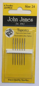 John James Tapestry Needles Needles - Trapunto