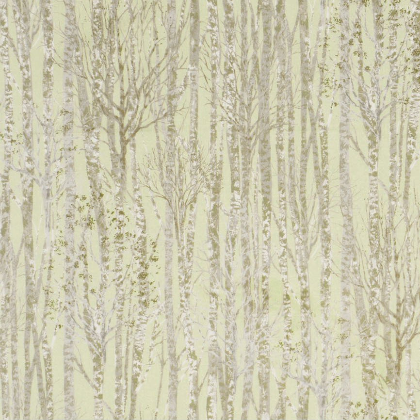 Centenary 24 - Trees Fabric - Trapunto