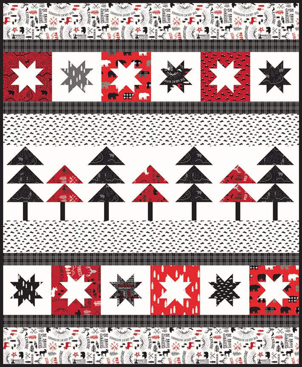 Pine Valley Quilt Kit