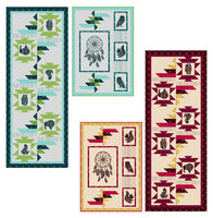 Animal Dreams Pattern Quilt Pattern - Trapunto