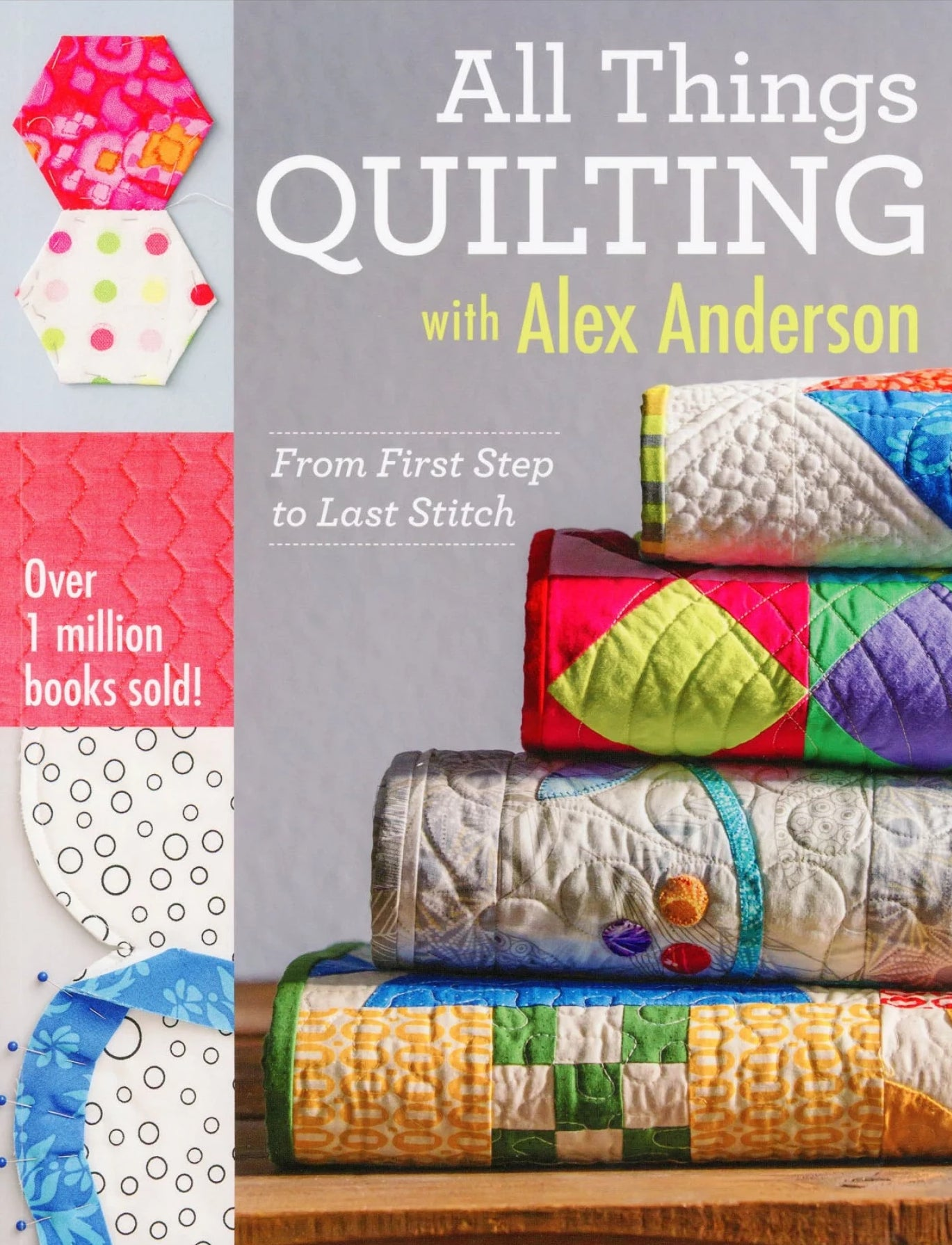 All Things Quilting - Book Book - Trapunto