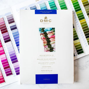 DMC Colour Card Tool - Trapunto