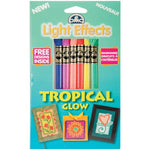 DMC Light Effects - Tropical Glow Floss - Trapunto