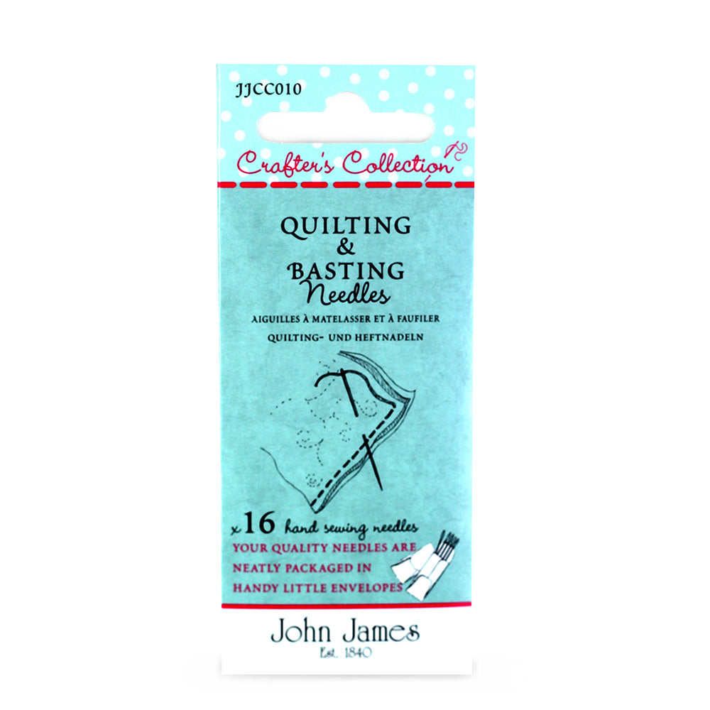 John James Quilting and Basting Needles