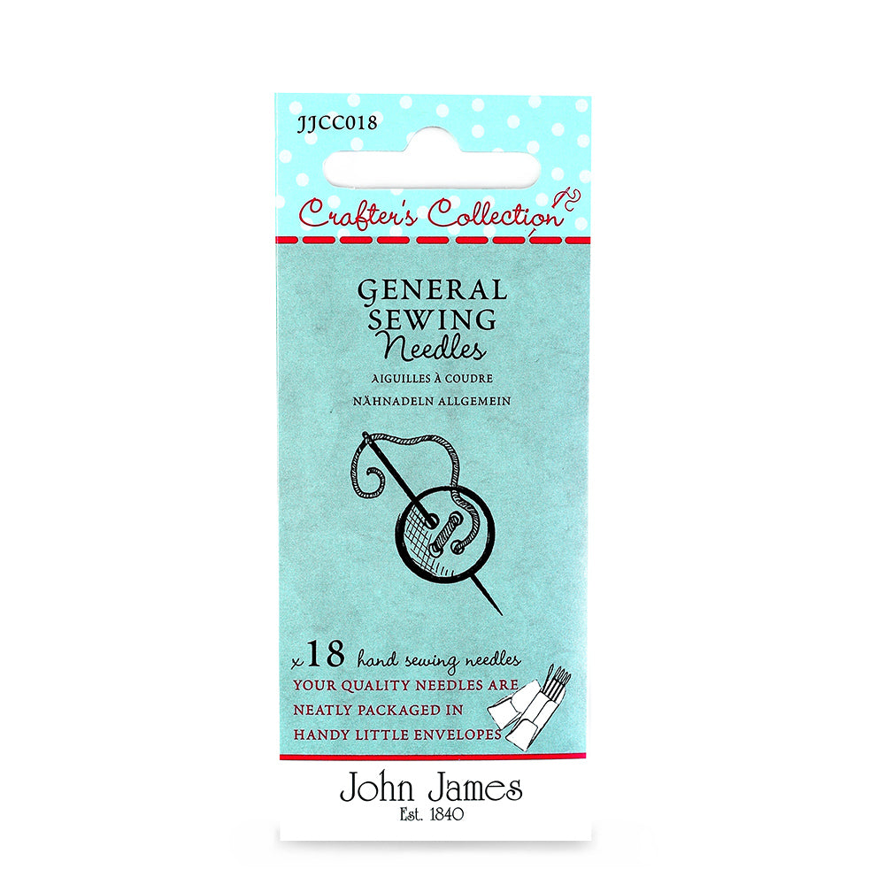 John James General Sewing Needles