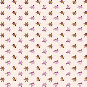 Steno Pool - Calico Cats Fabric - Trapunto