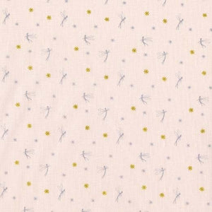 Peter Pan - Tink Fabric - Trapunto