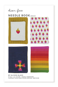 Alison Glass - Needle Book Basics Pattern - Trapunto