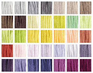 DMC Floss 35 New Colours