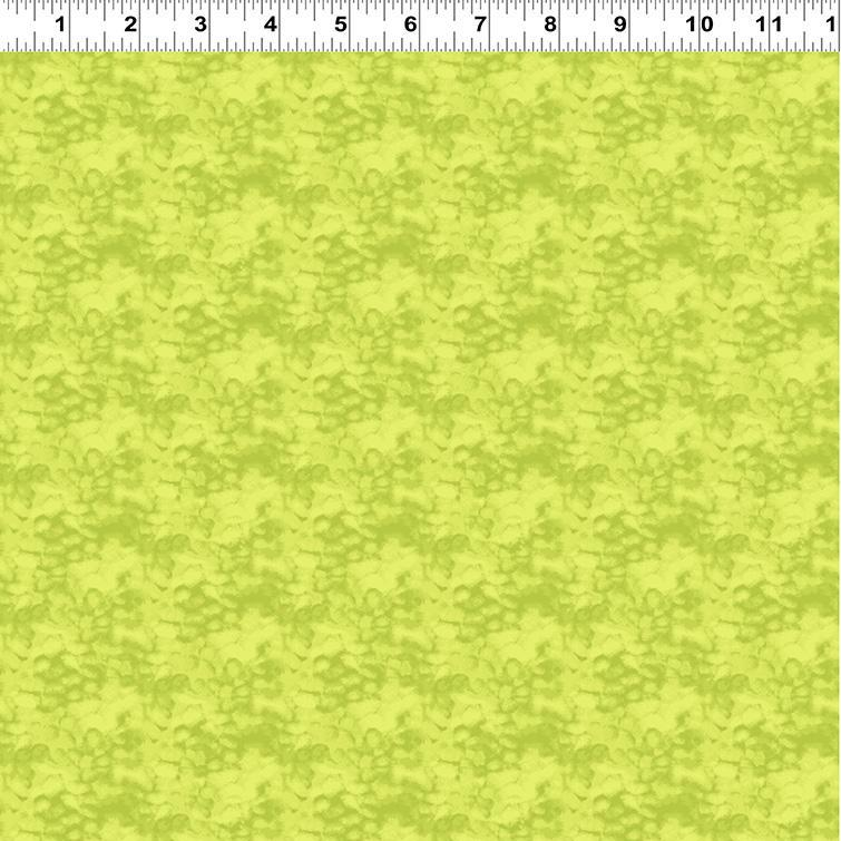 Misty Meadow - Tonal Fabric - Trapunto