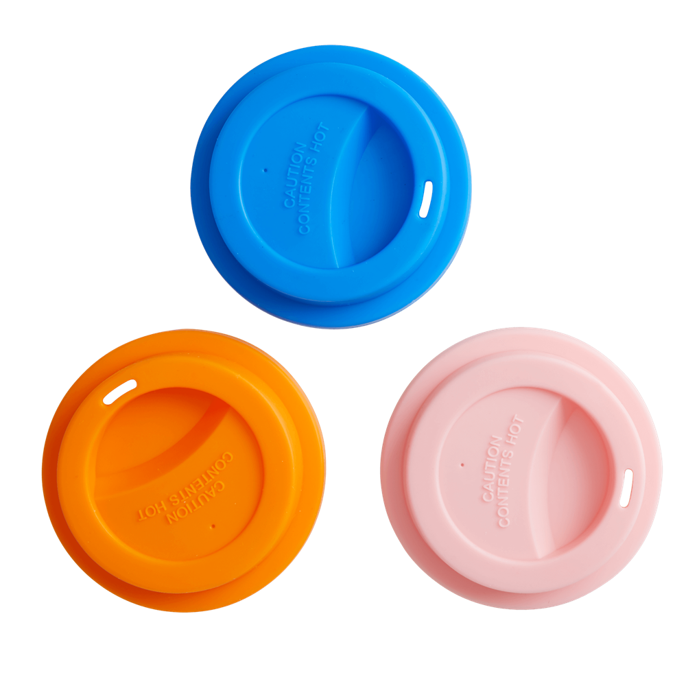 Silicone Lid for Rice Melamine cups