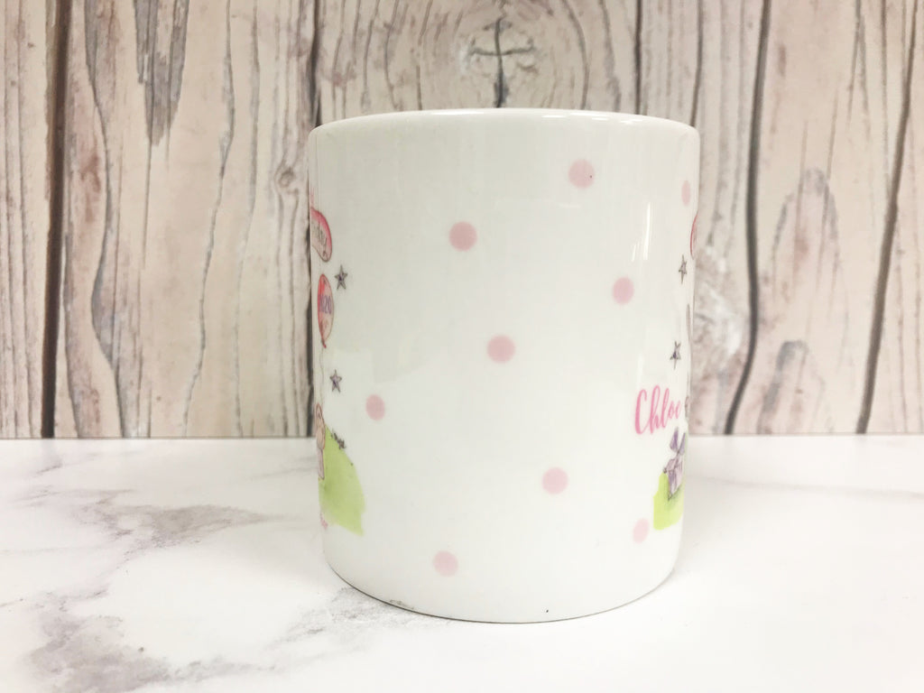 Girl Graduation Mug 11oz Bone China