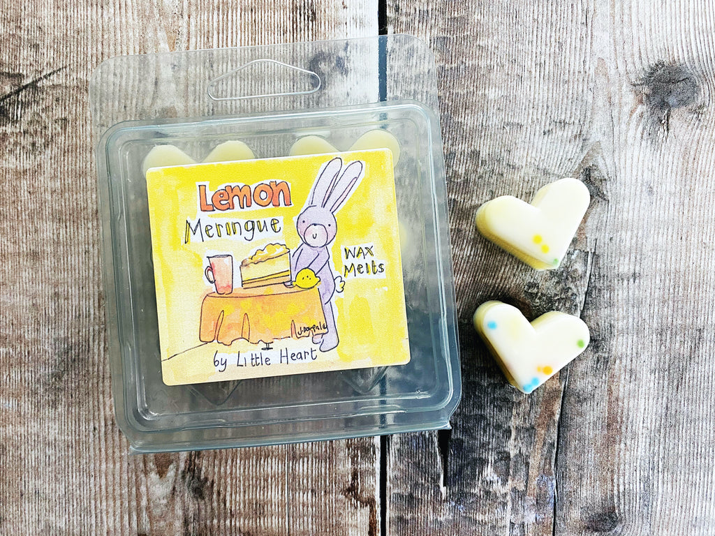 Lemon Meringue Soy Wax Melts