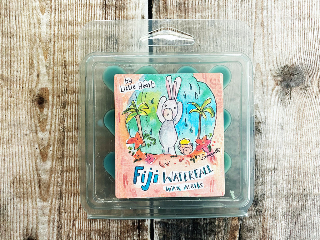 Fiji Waterfall Soy Wax Melts