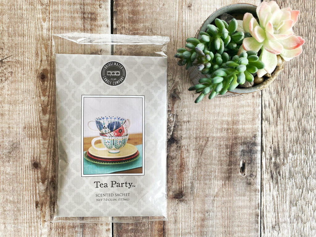 Tea Party Scented Sachet