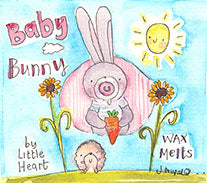 Baby Bunny Wax Melts