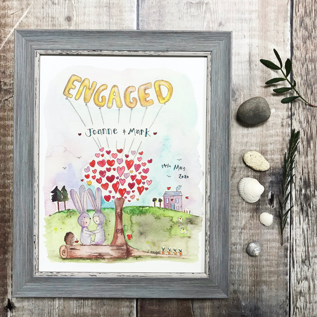 """Engaged Balloons"""