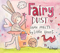 Fairy Dust Soy Wax Melts