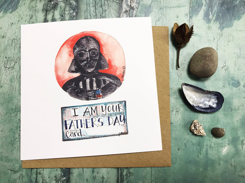 This is your Father's Day Card - Personalised