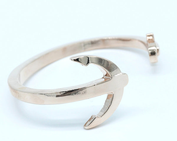 NEW: Cuff Anchor Rose Gold