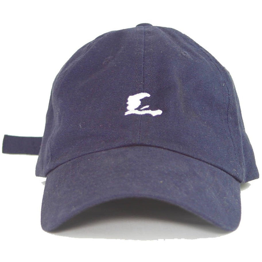"Navy Blue Zoe Signature ""E"" Dad Hat"
