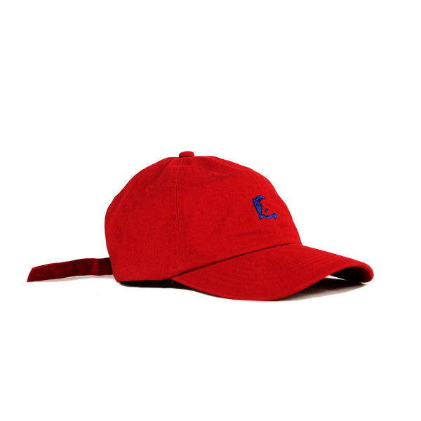 "Zoe Signature ""E"" Dad Hat"