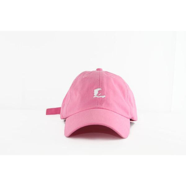 "Black Zoe Signature ""E"" Dad Hat"
