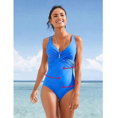 Ms. Confident One Piece Swimsuit