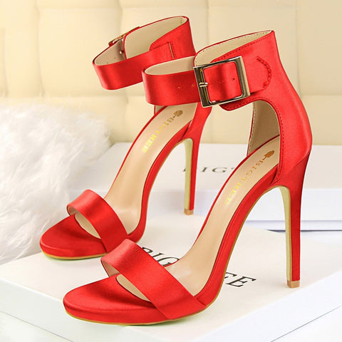 Ms. Confident Heels 11.3cm Pumps