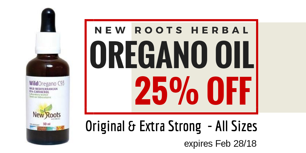 New Roots Oregano Oil on Sale