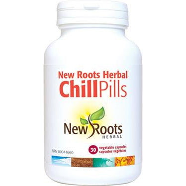 NEW ROOTS HERBAL Chill Pills 30 Veg Capsules