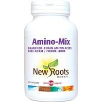 NEW ROOTS HERBAL Amino Mix 240 Tablets