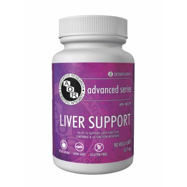 AOR	Liver Support  90 Vegi-Caps