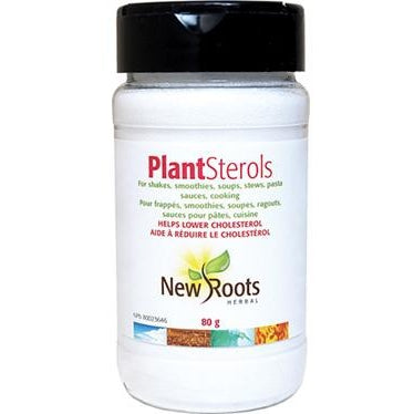 NEW ROOTS HERBAL Plant Sterols 80g